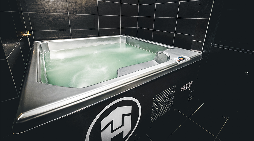 COLD TUBS